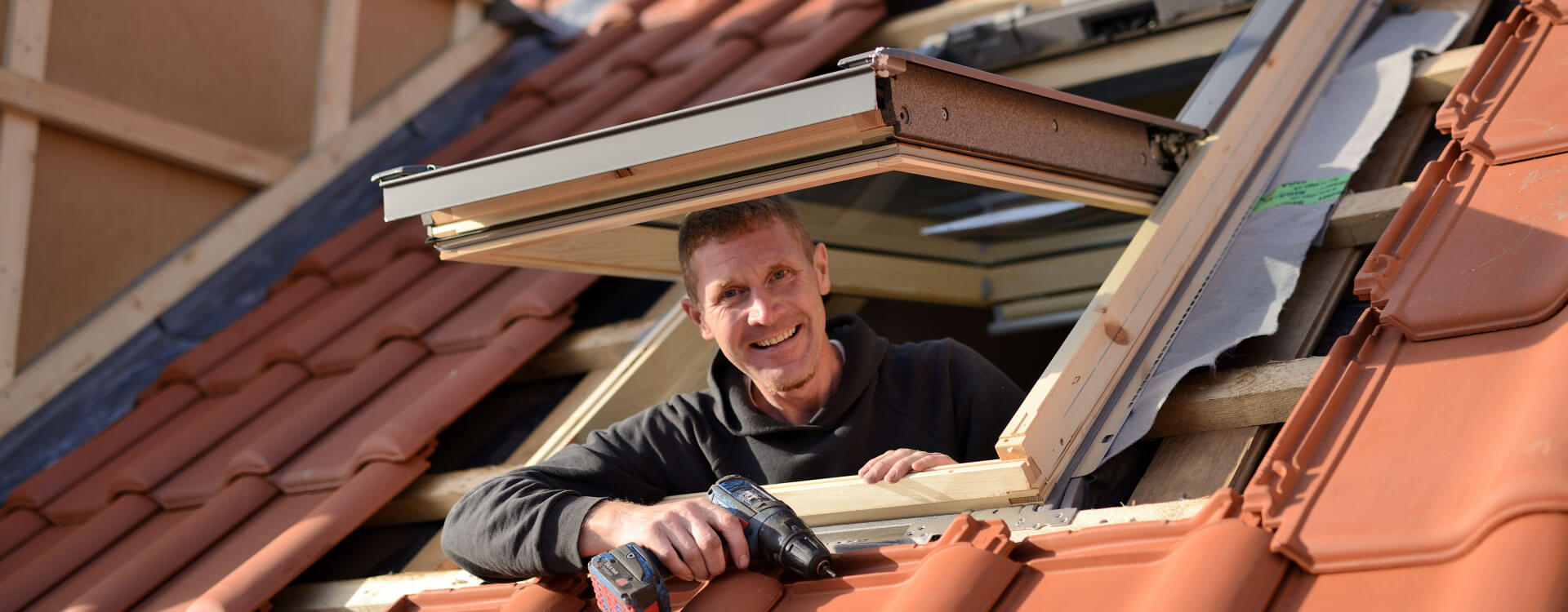 Velux Windows & Light Tunnels Installation in Esher, Cobham and Guildford